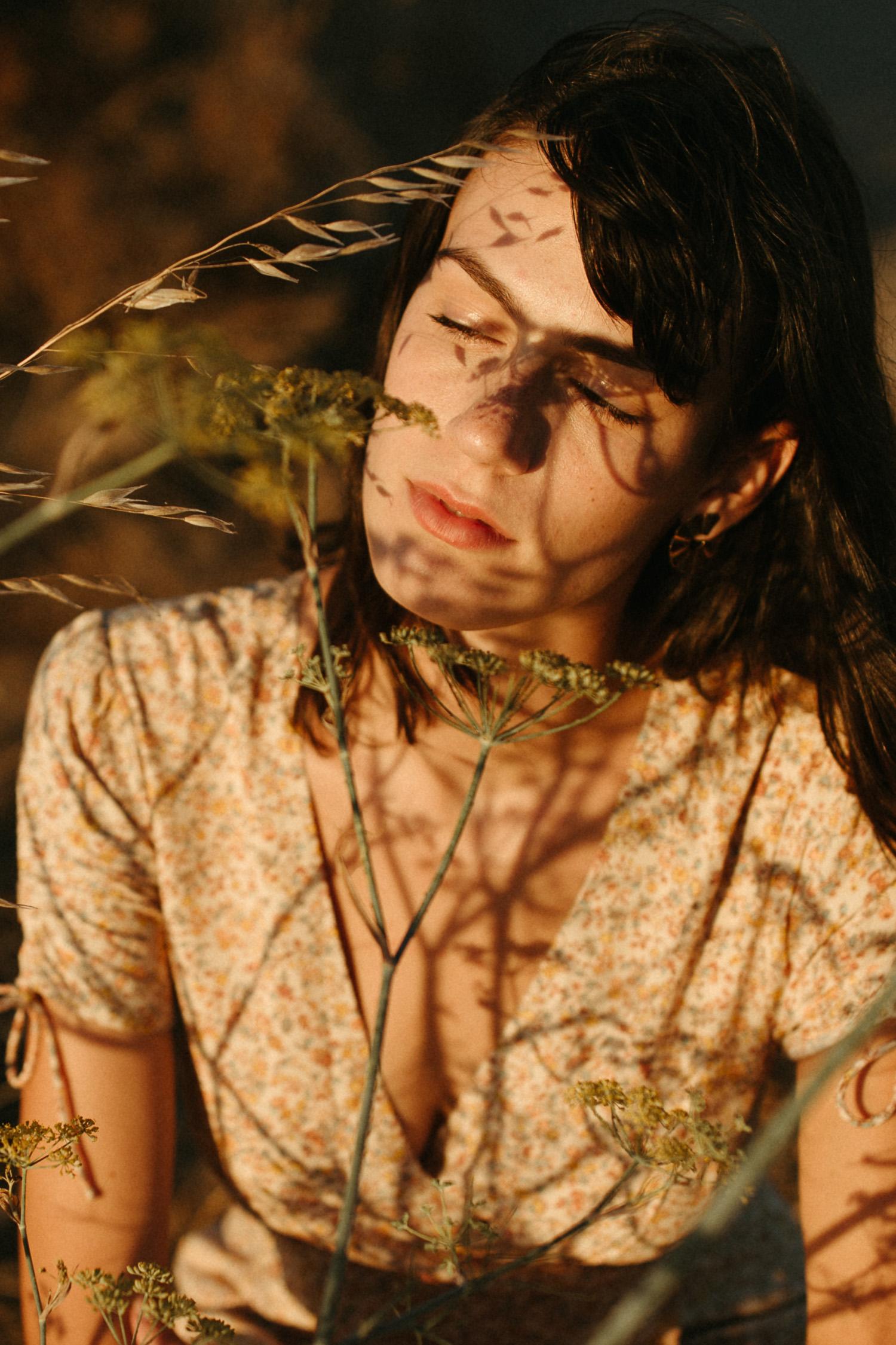 Kendall Lifestyle Model Portrait