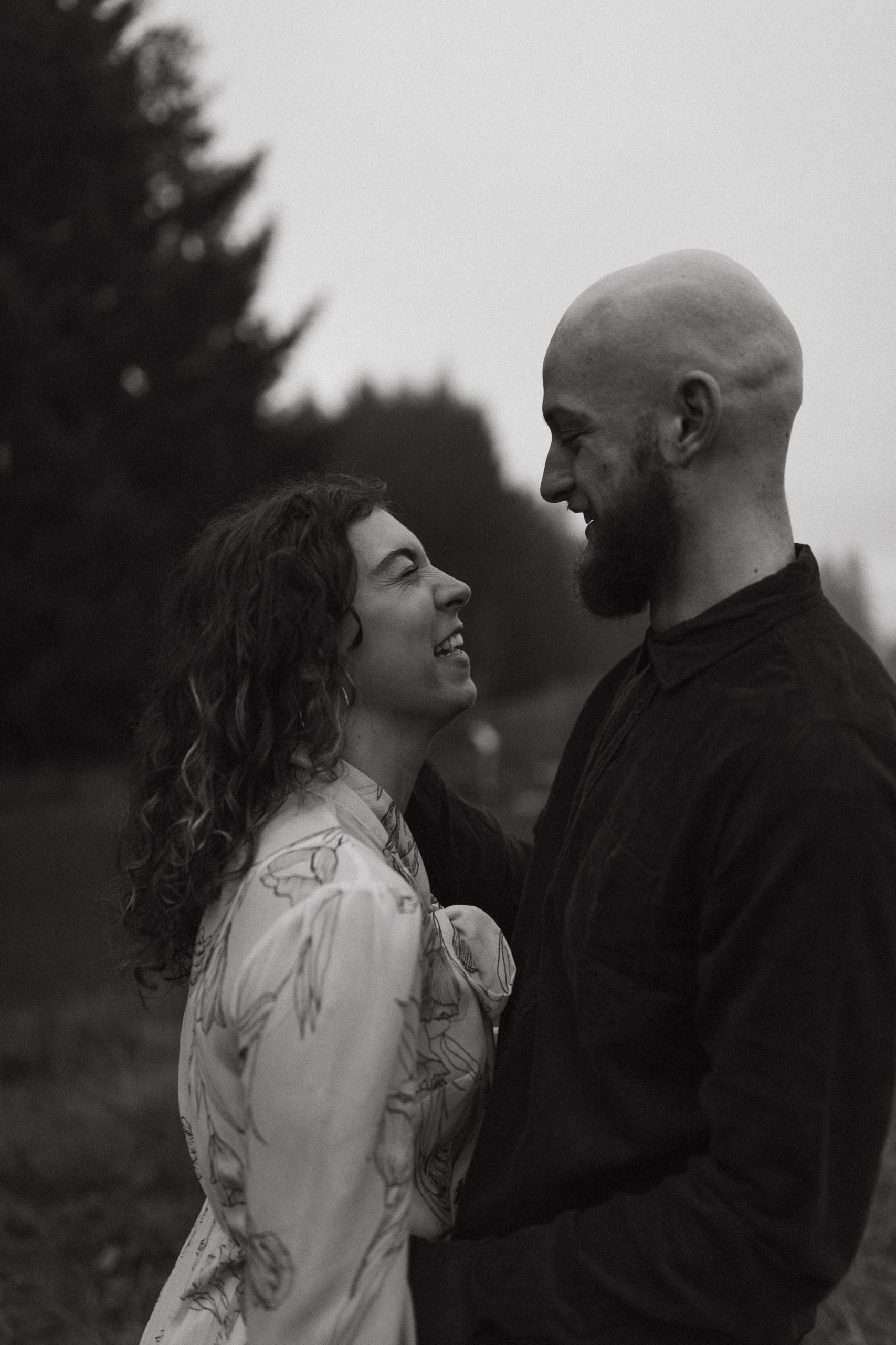 Emily and Stephen Couples Photo Session